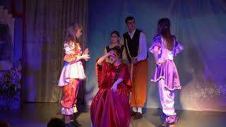 Сказка Золушка театр   студия Школа звёзд
