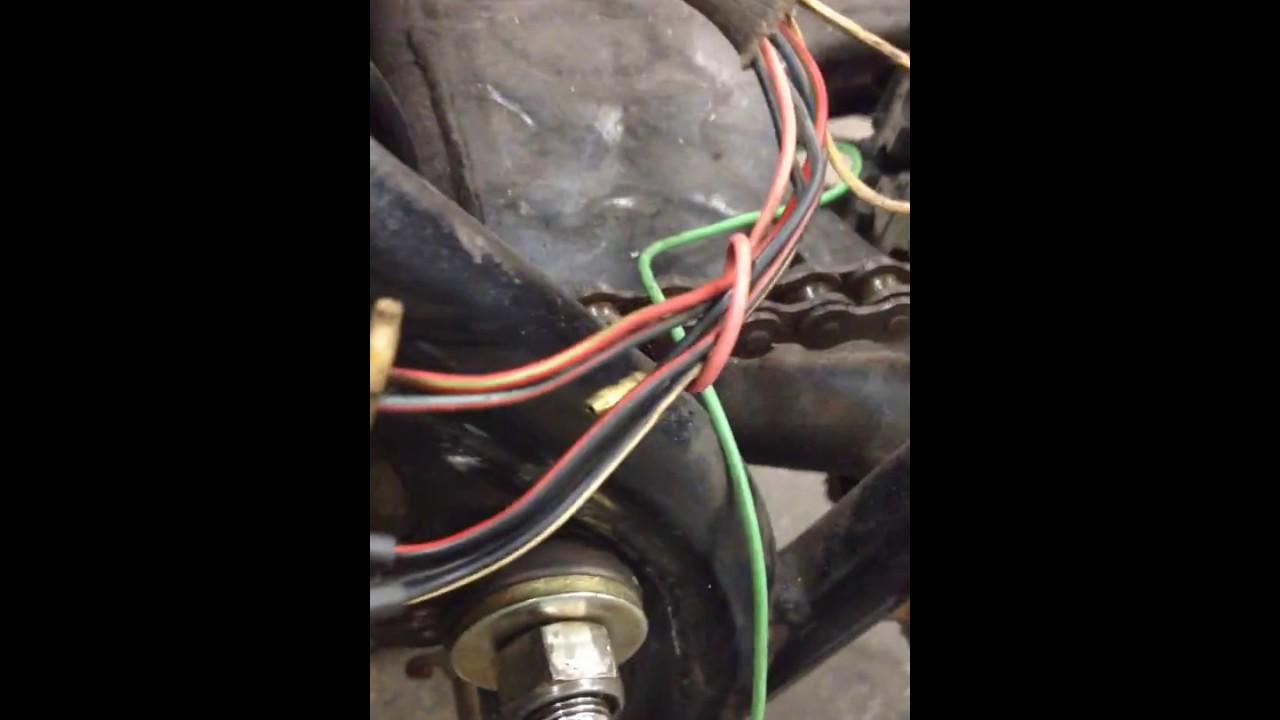 small resolution of honda cdi coil set up