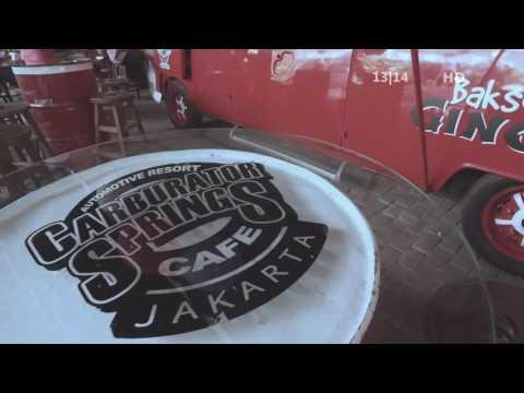 Carburator Springs Cafe Jakarta - 13|14 Creative