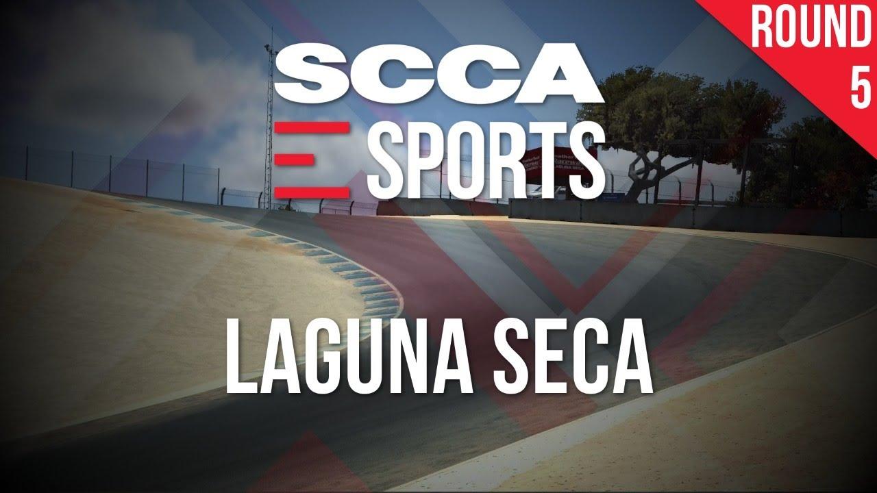 Hoosier SCCA eSports Super Tour @ Laguna Seca