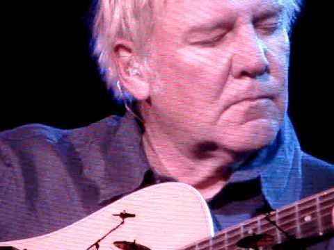 """RUSH  Alex Lifeson Solo/""""Closer To The Heart""""Albuquerque NM  June 29th 2010"""