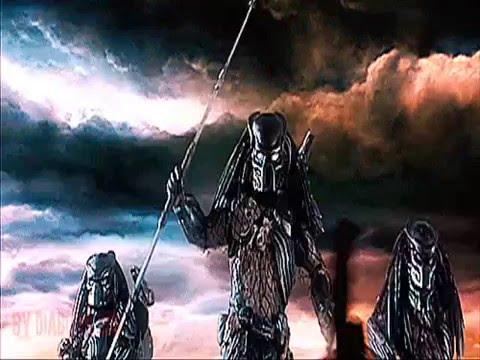 Alien Vs Predator - Skillet Rise
