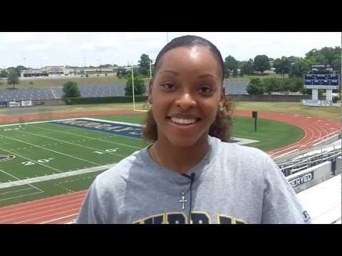 Alexis Love-Pre NCAA Finals