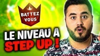 🥇 LE NIVEAU A BIEN STEP UP DANS BATTEZ-VOUS #12