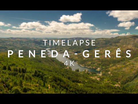 TIMELAPSE PENEDAGERÊS 4K