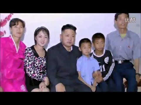 Kim Jong Un And Ri Sol Ju Visit Working-Class Families In Their New Free Flats (2012) [english]