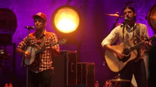 "Avett Brothers "" Spell of Ambition"" Edgefield, Troutdale, OR 09.06.14"