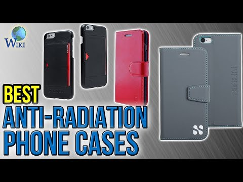 10 Best Anti-Radiation Phone Cases 2017