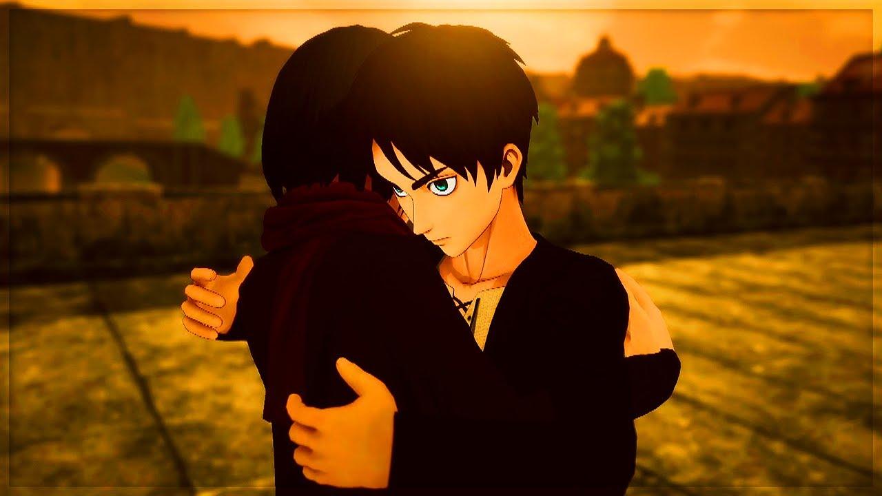 Eren confesses to Mikasa (AOT VR)