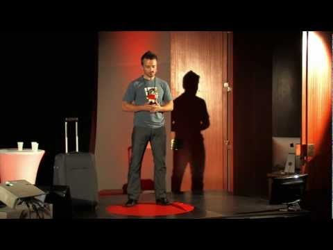 Smart choice of today is not to own, but to share: Marián Repáň at TEDxKošice