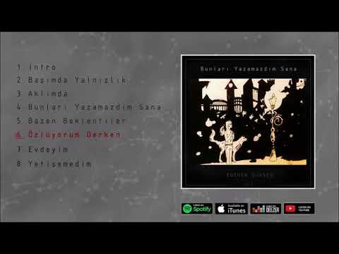 Egemen Günşer - Bunları Yazamazdım Sana (Albüm Teaser)