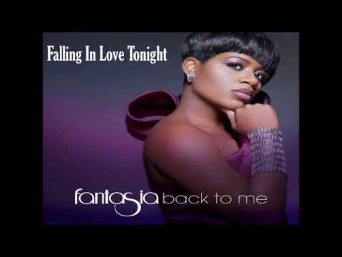 Falling In Love Tonight - Fantasia