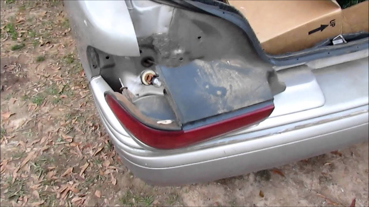 hight resolution of crown vic tail light failure