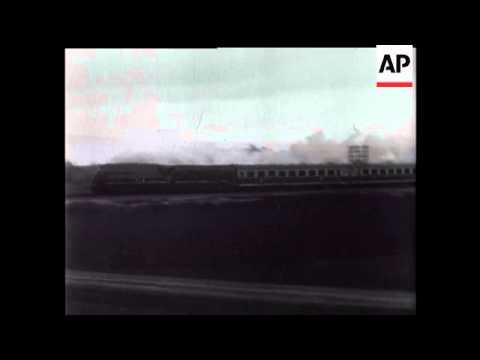 Streamline Train Speeds Up Travel On Riviera Route