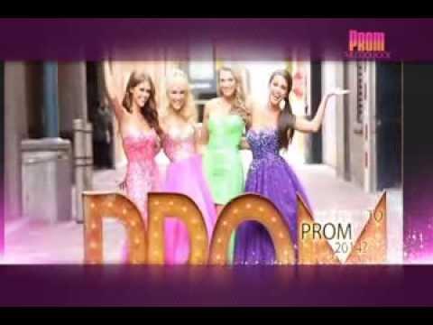 The Cool Book 2014 Prom Dresses Sneak Peek - YouTube