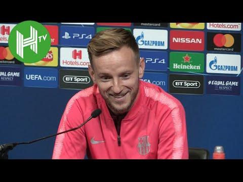 Ivan Rakitic: Barcelona have huge respect for Tottenham and Harry Kane - Tottenham v Barcelona