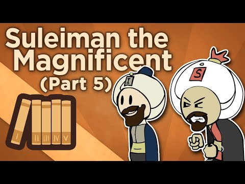 Suleiman The Magnificent - Slave Of God - Extra History - #5