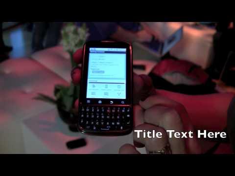 Hands-on the Motorola Droid Pro for Verizon