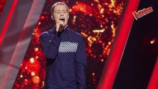 Miroslav Kaplan zpívá píseň Bon Jovi : It's My Life The Voice Česko...