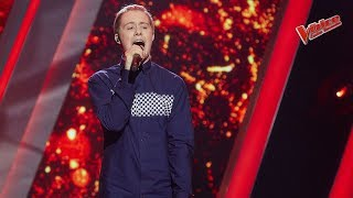 Miroslav Kaplan - Bon Jovi : It's My Life | The Voice Česko Slovensko 2019