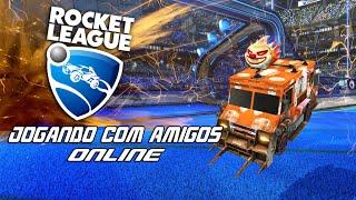 Rocket League - Partida rapida online com amigos!