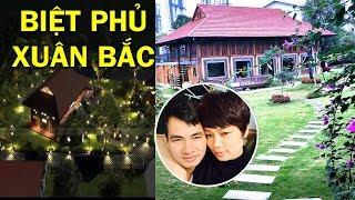 Biệt Phủ hoành tráng mới xây của Nghệ sĩ Xuân Bắc ở Hà Nội - TIN GIẢI TRÍ