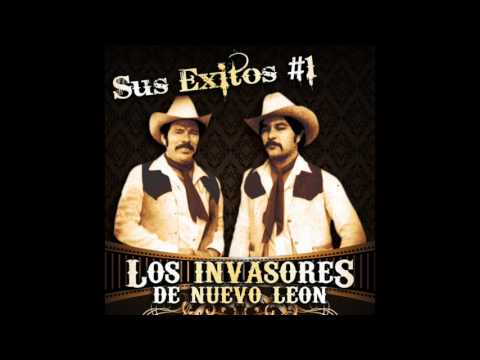 Los Invasores De Nuevo Leon - Sus Exitos #1 (Disco Completo)