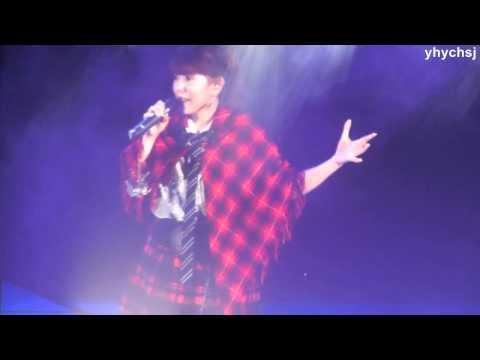 [fancam] Makino Yui - Ao no Kaori (Live J-FEST 2012 Moscow)