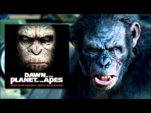 Dawn of the Planet of the Apes: Koba&39;s Theme Soundtrack Compilation