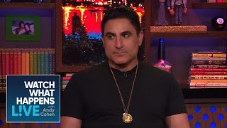 Reza Farahan's Dramatic Weight Loss | Shahs Of Sunset | WWHL