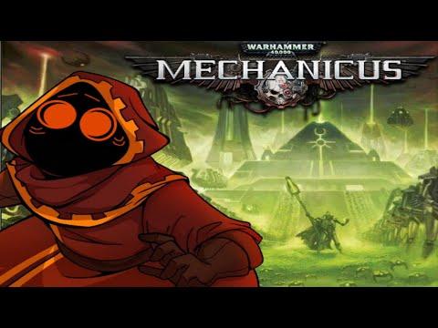 Warhammer 40k Mechanicus |