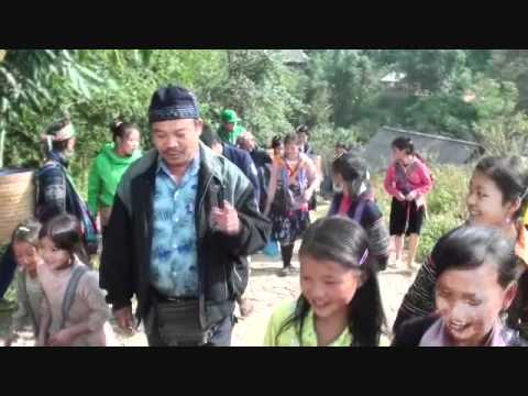 Vietnam Sapa and lao cai 2012.wmv