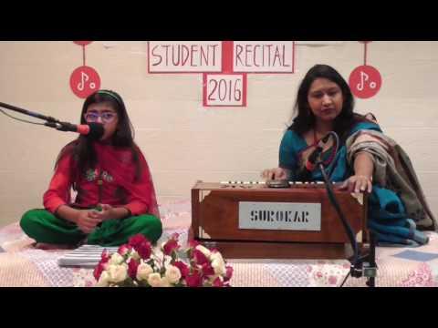 Parampara Recital 2016TitliEkhon Aar Deri Noy