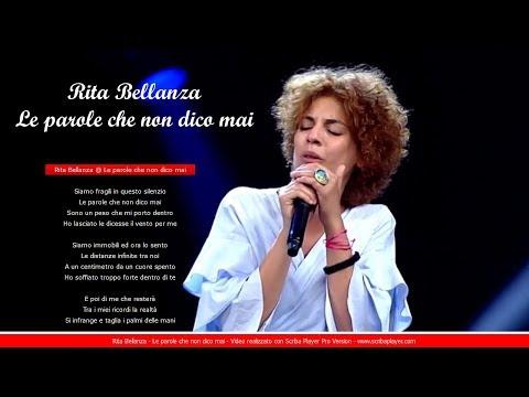 Rita Bellanza X Factor 11 -  Le parole che non dico mai