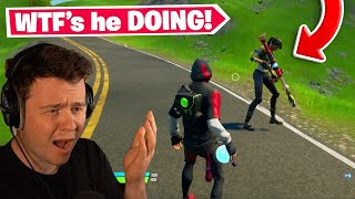 Reacting to Biggest DEFAULT Moments in Fortnite History!