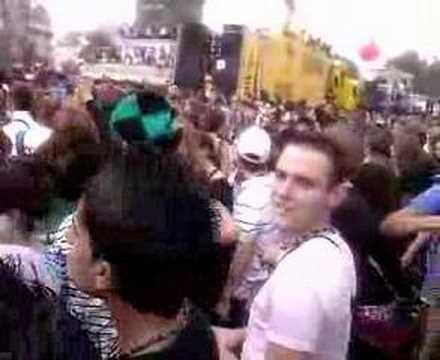 Techno parade 2007
