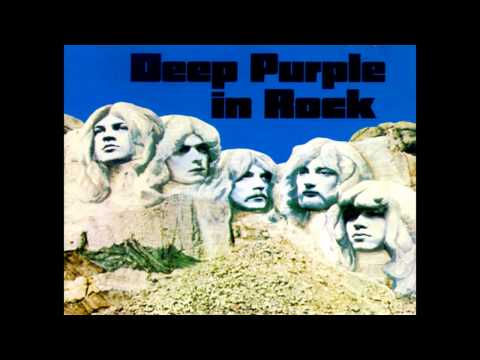 Deep Purple - Speed King (with lyrics)