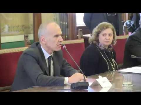 In diretta dal Campidoglio Pinuccia Montanari, assessore all'Ambiente del Comune di Roma