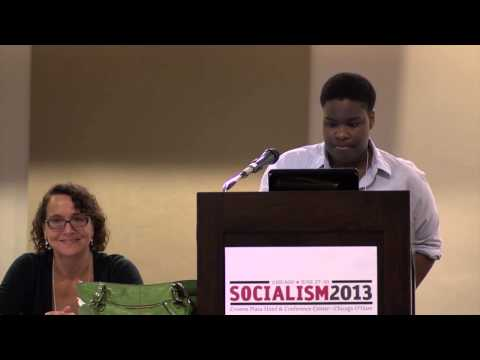 Sharon Smith, Nikeeta Slade: Black Feminism & Intersectionality - Socialism 2013