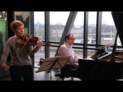 Isabelle Faust & Alexander Melnikov - Beethoven/ from: Sonate no.2 op.12 - part 2