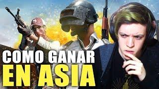Video de COMO GANAR PUBG EN ASIA