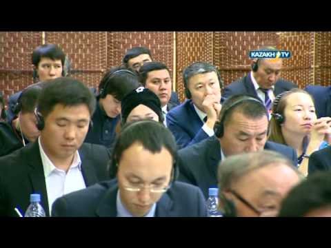 """News summary"" (30.11.15)-Kazakh TV"