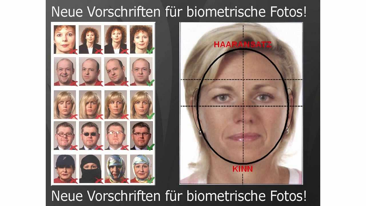 Groß Paß Foto Größe Vorlage Bilder - Beispiel Business Lebenslauf ...