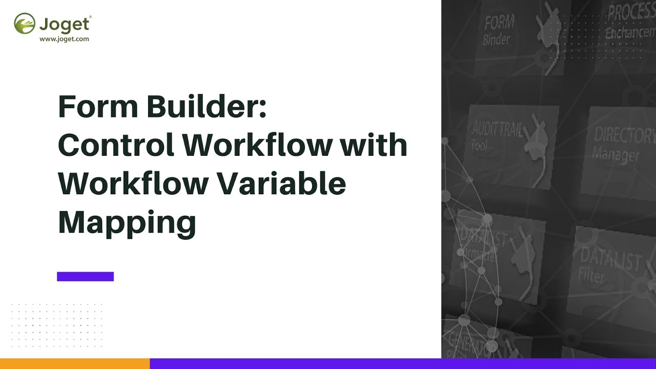 Tutorial form builder control workflow using form field value tutorial form builder control workflow using form field value using workflow variable mapping ccuart