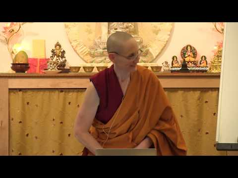 50 The Course in Buddhist Reasoning and Debate: Review of Sounds, Odors and Tastes 08-23-18