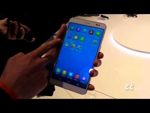Ausprobiert: Huawei MediaPad X1 7.0