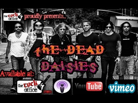 The Rock Office presents The Dead Daisies!