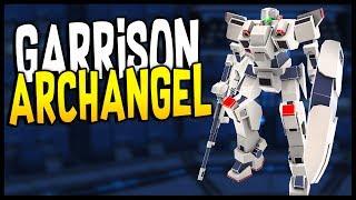 Garrison Archangel - MORE MECH BATTLES! - Garrison Archangel Gameplay