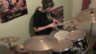 Kevin Russell- Flipsyde- Someday Drum Cover