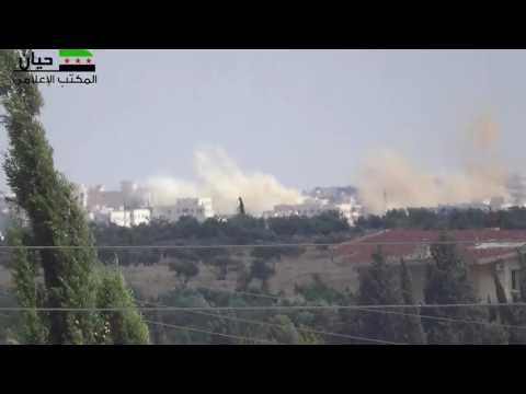 Обстановка в Сирии на 25.05.2016